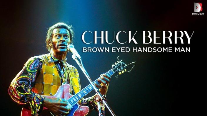 Chuck Berry Brown Eyed Handsome Man