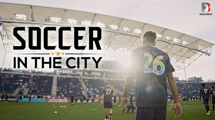 Soccer in the City
