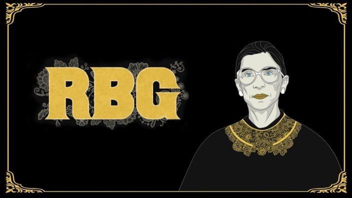 RBG:不恐龍大法官