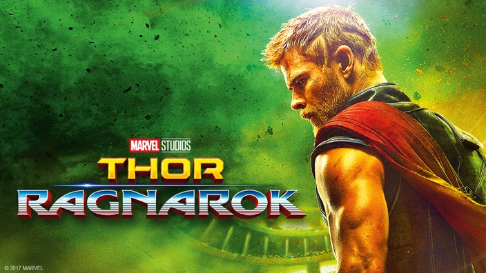 Thor: Ragnarok | Watch Full Movie Online | CATCHPLAY+ SG