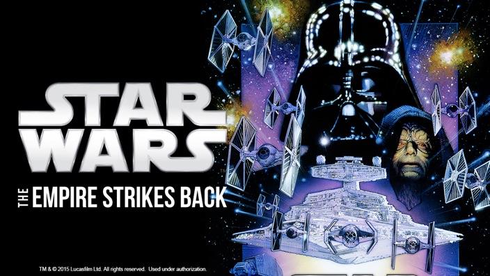 星際大戰五部曲:帝國大反擊