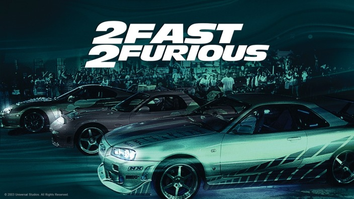 Fast Furious 2 2 Fast 2 Furious 2003 Watch Full Movie Online Catchplay Id