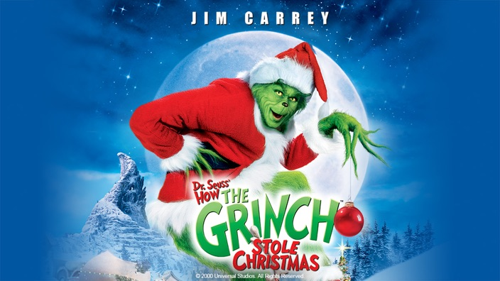How The Grinch Stole Christmas Jim Carrey.Who Makes A Better Grinch Benedict Cumberbatch Or Jim