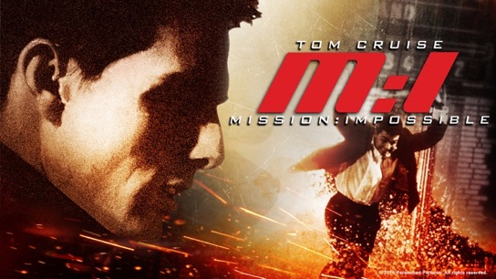 Mission: Impossible Mission: Impossible (1996