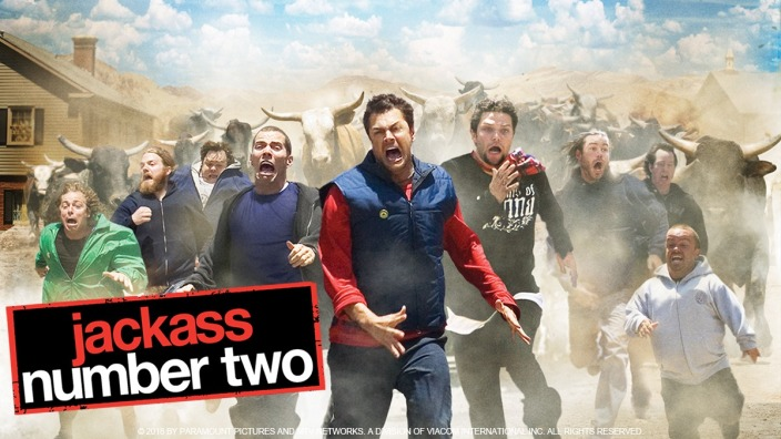 Jackass Number Two|Watch Full Movie Online|CATCHPLAY+ID