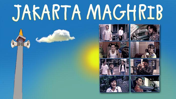 Jakarta Twilight