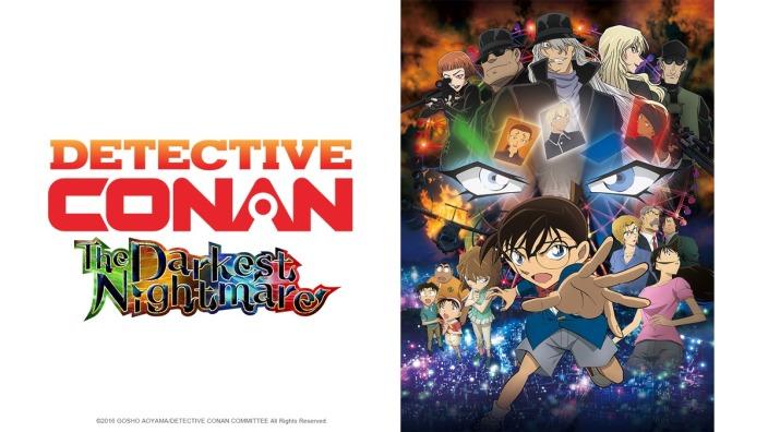 Detective Conan the Movie: The Darkest Nightmare