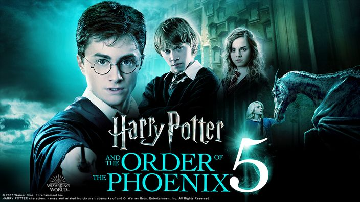 Harry Potter And The Order Of The Phoenix Nonton Film Online Catchplay Id