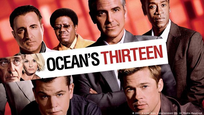 Ocean S Thirteen Watch Full Movie Online Catchplay Id