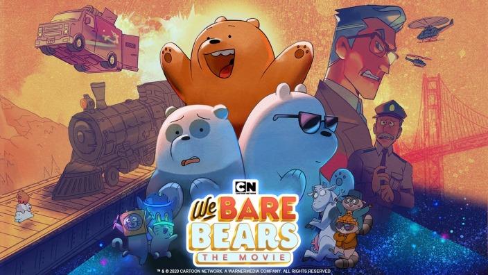 We Bare Bears (English)