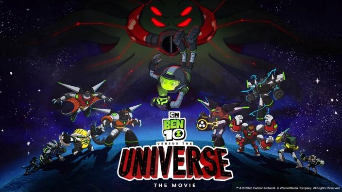 Ben 10 Versus The Universe: The Movie (Bahasa Indonesia)