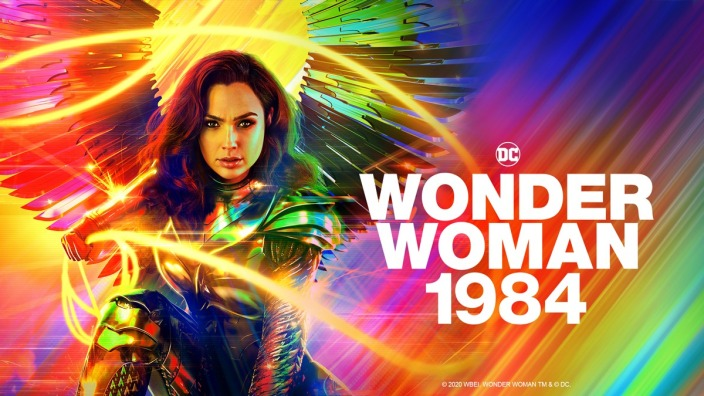 Wonder Woman 1984 (Premier Perdana di Rumah)