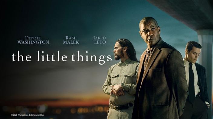 The Little Things (Premier Perdana di Rumah)