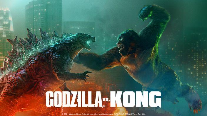 Godzilla vs. Kong (Premier Perdana di Rumah)