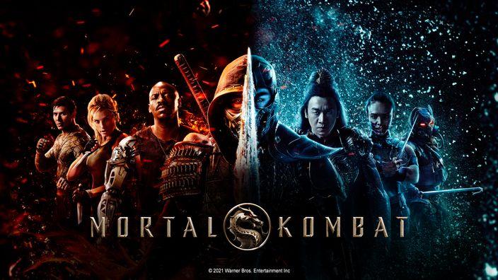 Mortal Kombat (Premier Perdana di Rumah)
