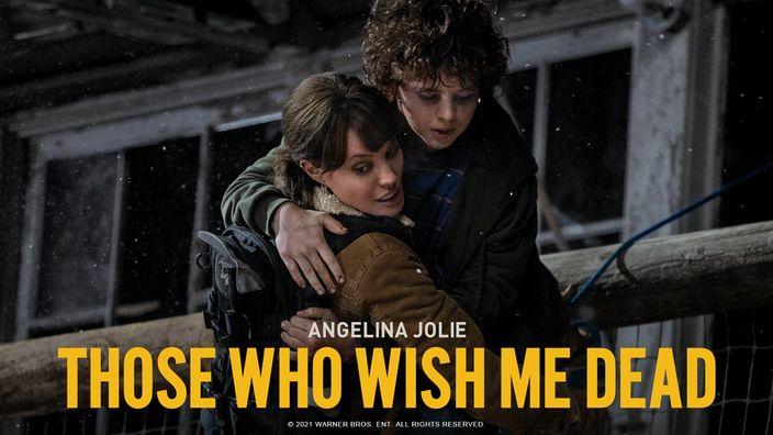 Those Who Wish Me Dead (Premier Perdana di Rumah)