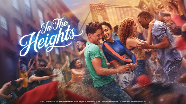 In the Heights (Premier Perdana di Rumah)